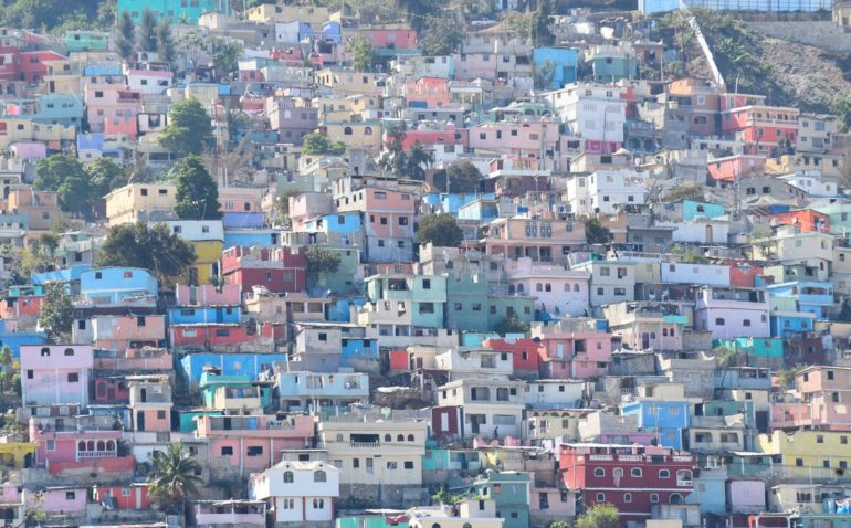 Haiti is the poorest country in the Western Hemisphere