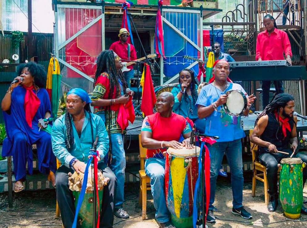 Theater and Music in Haiti – American Dictionary