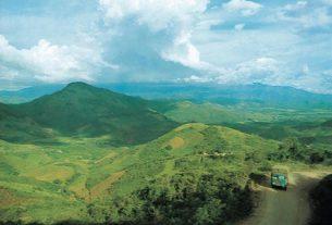 Honduras is a pronounced mountain country
