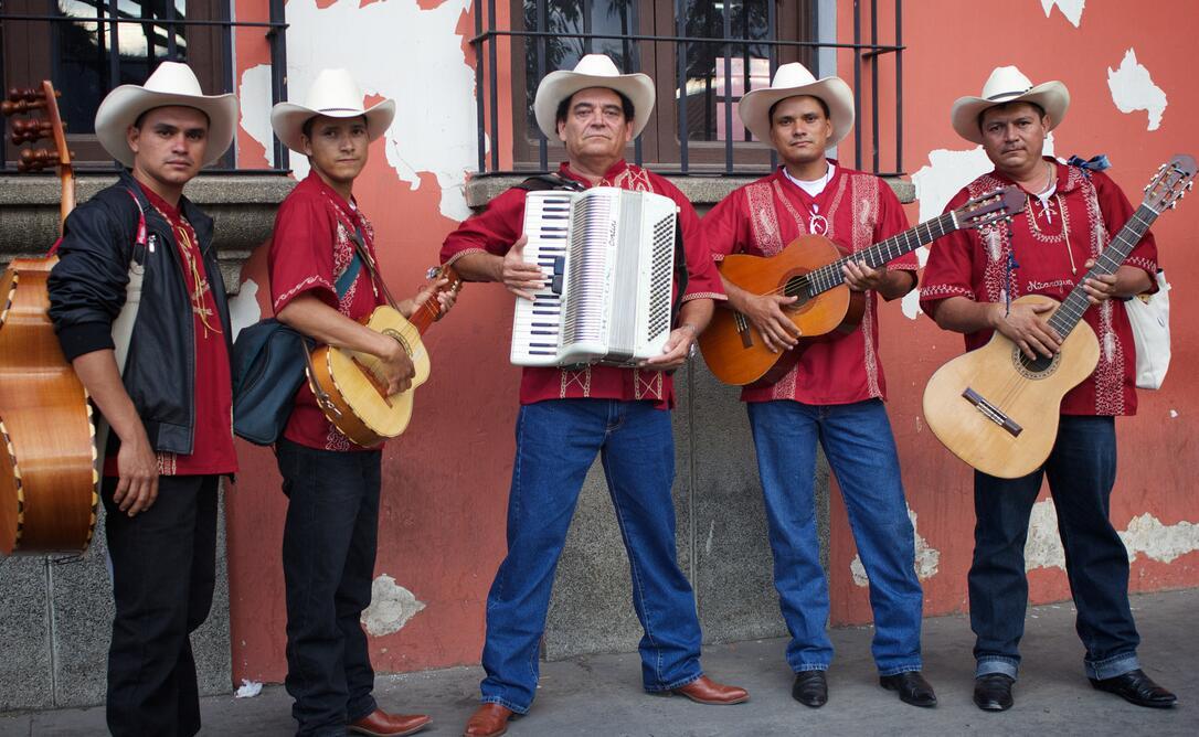Music in Guatemala