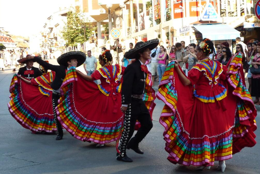 Dance in Mexico