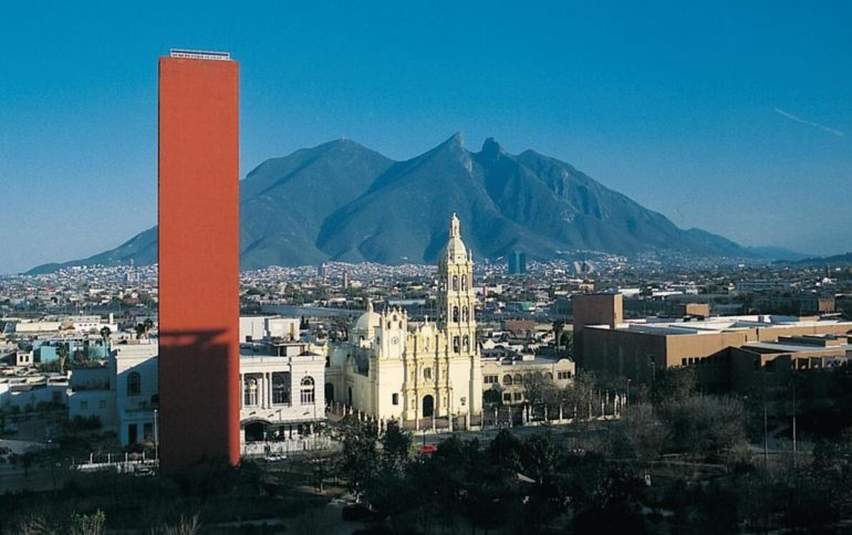 Monterrey is one of Mexico's million cities