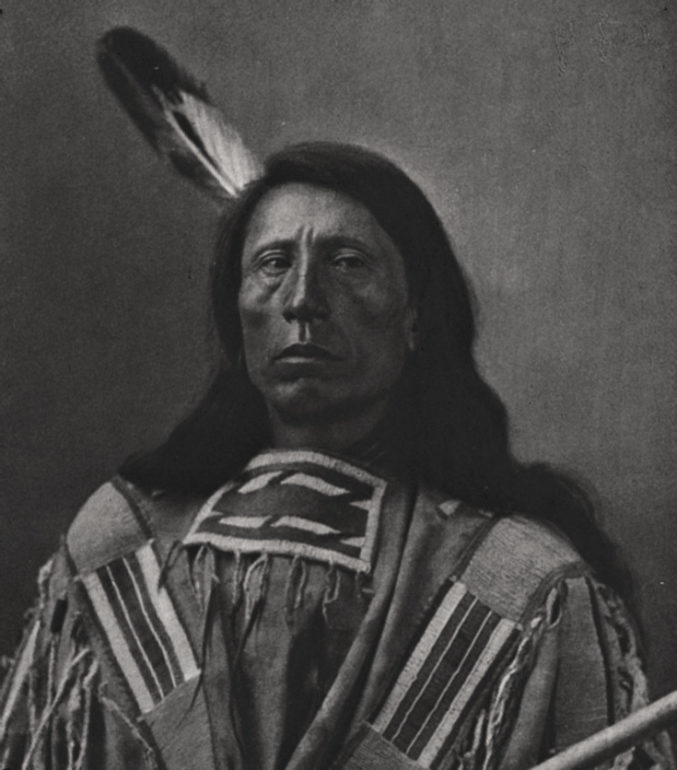 Dakota chief Red Cloud