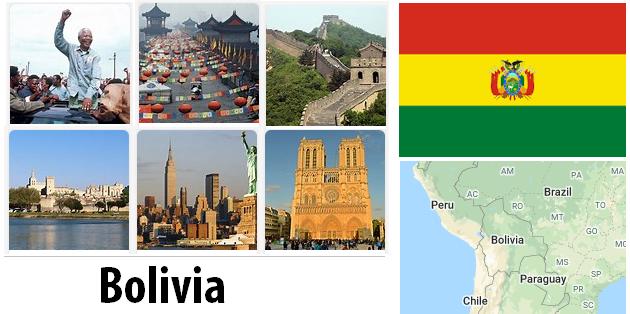 Bolivia Old History