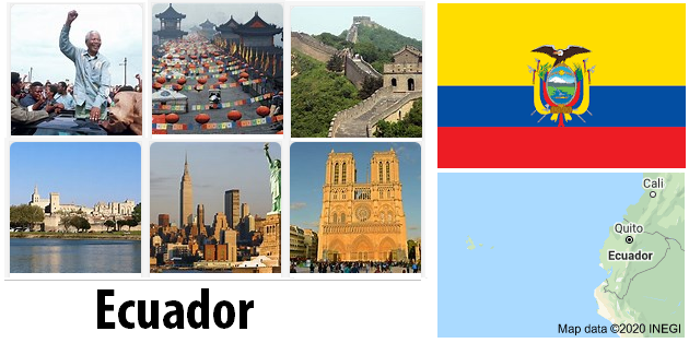 Ecuador Old History