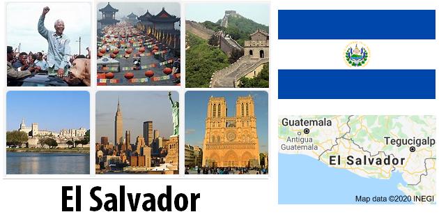 El Salvador Old History