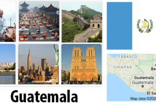 Guatemala Old History