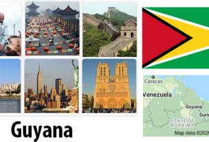 Guyana Old History