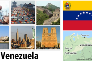 Venezuela Old History