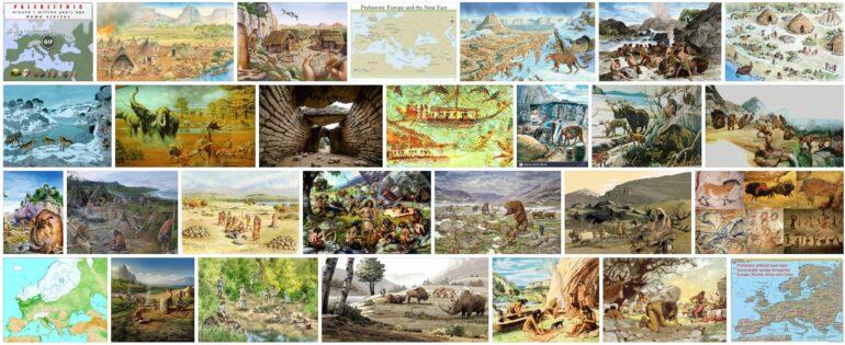 Europe Prehistory