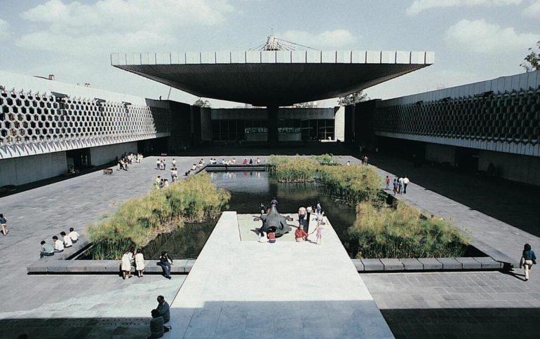 Anthropological Museum of Ciudad de México