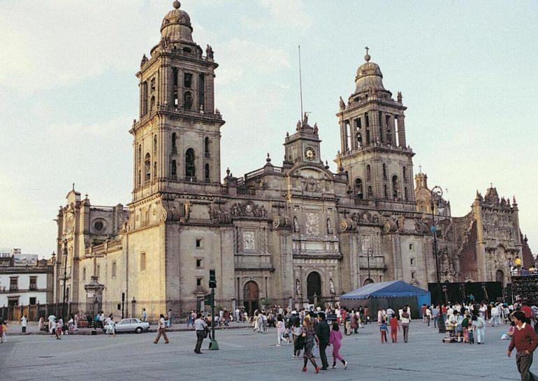 Cathedral of Ciudad de México