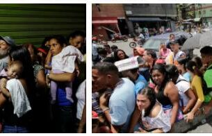 Everyday life in Venezuela