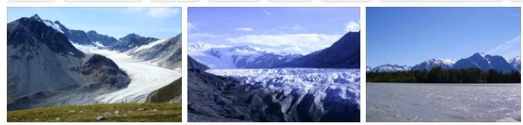 Kluane, Wrangell-Saint-Elias National Parks and Tatshenshini-Alsek Provincial Park