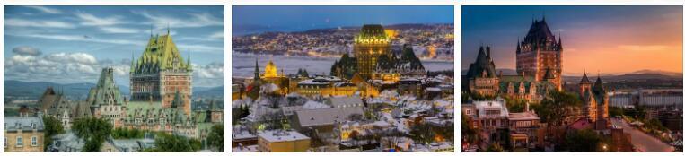 Old Québec (World Heritage)