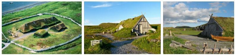 Viking Settlement L'Anse aux Meadows
