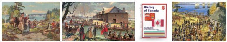 Canada History 1
