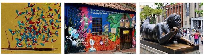Colombian Arts