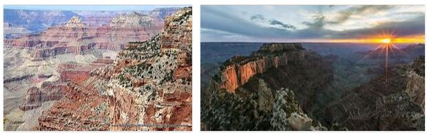 Grand Canyon National Park (World Heritage)